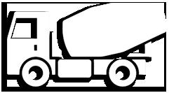 Gonzalez Concrete's logo